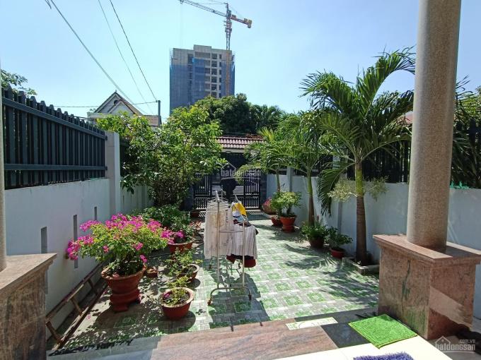 Bán nhà 1 trệt 1 lầu, DT: 420m2, gần đường Phan Trung, Biên Hoà, sổ riêng thổ cư, giá 12.5 tỷ ảnh 0