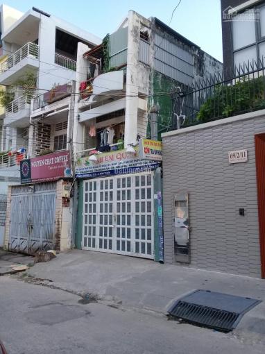 Bán nhà MT Phạm Công Trứ, P. Thạnh Mỹ Lợi, Q2 ảnh 0