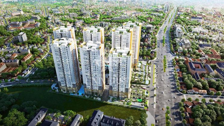 Cơ hội sở hữu căn hộ cho thuê tại trung tâm TP Biên Hòa, chỉ từ 2 tỷ/căn thanh toán chậm 36 tháng