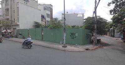 CC bán lô đất MT Bình Phú, Q6, gần Mega, sổ hồng riêng công chứng liền. Liên hệ 0933303242 ảnh 0