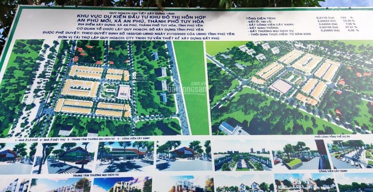 Bán nhà cấp 4 tại dự án khu đô thị xã An Phú mới tại Tuy Hòa, Phú Yên ảnh 0