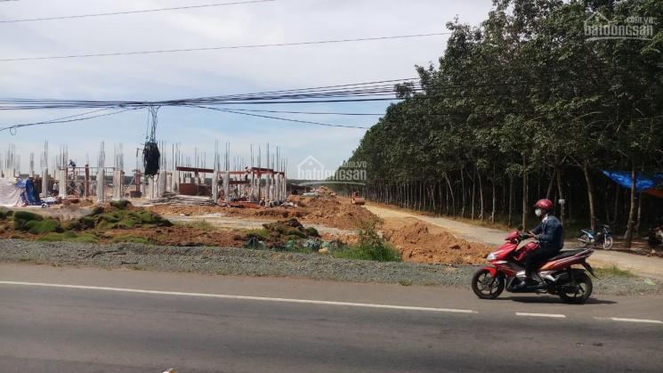 Cần ra gấp 120m2 mặt tiền đường rộng 25m, Bình Sơn, Long Thành, SHR, đất chính chủ, LH: 0374804086 ảnh 0