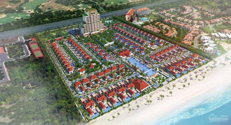 Cần bán villa sát biển dự án Fuison Resort & Villa, Đà Nẵng. LH: 0932560868 ảnh 0