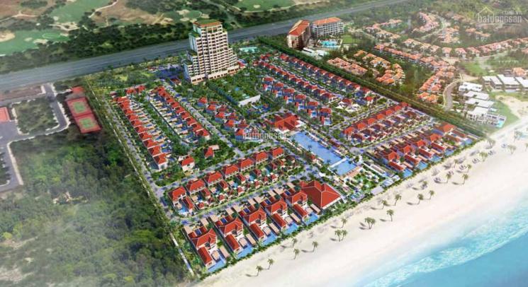 Cần bán villa sát biển dự án Fusion Resort & Villa, Đà Nẵng. LH: 0932560868 ảnh 0
