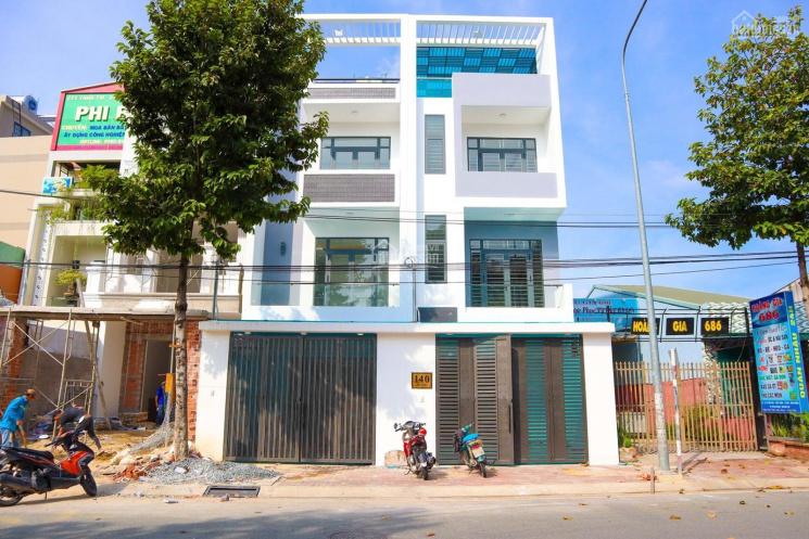 Cần bán nhà mặt phố tại phường Hiệp Thành, TP Thủ Dầu Một, Bình Dương ảnh 0