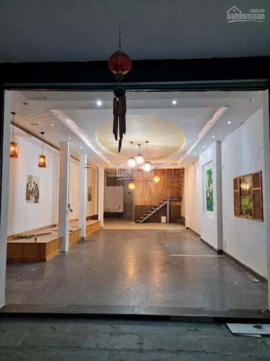 Cho thuê nhà Phan Văn Trị, DT 6x26m, 2 lầu trống suốt, vỉa hè rộng rãi, thích hợp kinh doanh ảnh 0