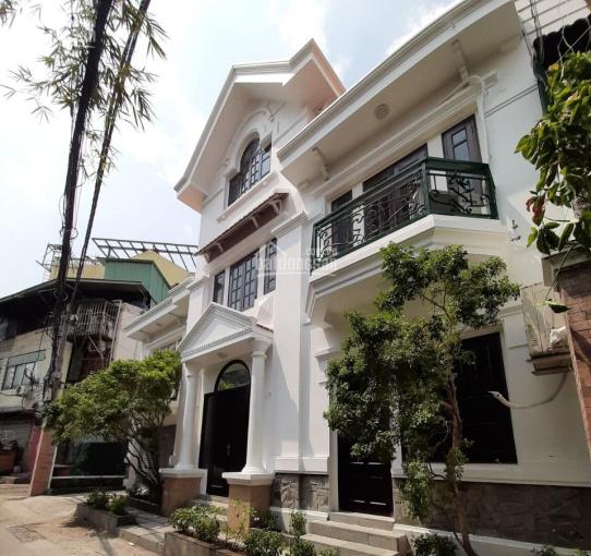 Cho thuê nhà đường Nguyễn Minh Hoàng Quận Tân Bình 14x18m 1 trệt 2 lầu ảnh 0