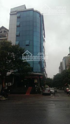 Bán nhà liền kề MP Trần Thái Tông, Cầu Giấy Hà Nội, 73m2 * 7T. Có TM giá 27.5 tỷ, LH 0984250719 ảnh 0