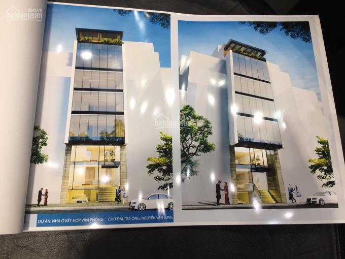 Cho thuê nhà mặt phố Phan Đình Phùng 155m2x7 tầng, MT 5,5m, có thang máy, riêng biệt ảnh 0