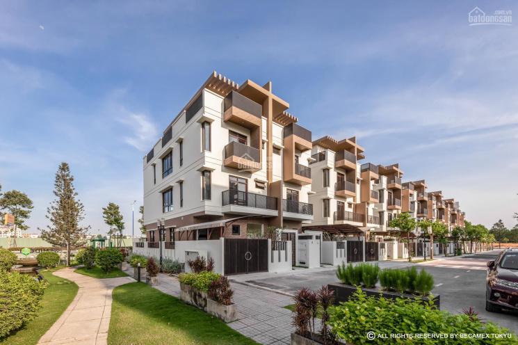 Nhà phố Midori Nhật Bản, 1 trệt 4 lầu, TT 5 năm 0% lãi suất, nhận nhà ở ngay, LH 0979.101.155 ảnh 0