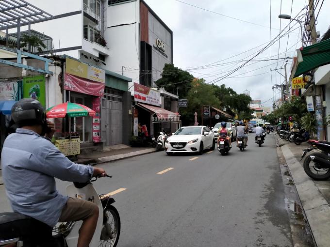 Cho thuê đất dài hạn, MT đường Nguyễn Hoàng, có sẵn nền, 4x20m, giá thuê 13tr/tháng
