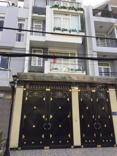 Bán nhà MT đường Số 1A, P. Bình Trị Đông B, 6 x 21m, 3 tấm, giá 16 tỷ. Khu Tên Lửa ảnh 0