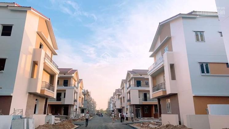 Bán nhà phố dự án Centa City 3 tầng đường 56m cửa ngõ Vũ Yên - trung tâm thành phố mới Hải Phòng ảnh 0