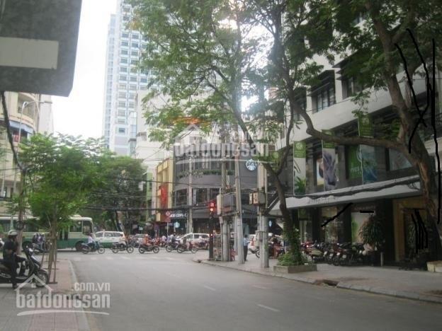 Gần KS 5 sao đường Lê Lai, P. Bến Thành, Quận 1, DT 4m x 15m, TN: 70tr, 5 lầu, bán 33 tỷ ảnh 0