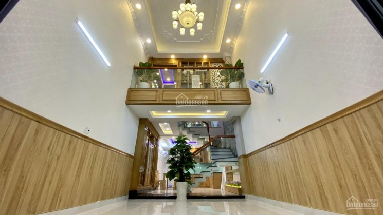 Nhà bán Gò Vấp - Nhà đẹp hạng sang - Diện tích: 4mx17m ảnh 0