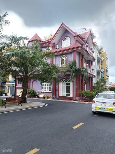 Biệt thự góc 2 mặt tiền 43R/ Hồ Văn Huê 7x17m trệt + 4 lầu, vị trí đẹp giá tốt. LH 0912627521 ảnh 0