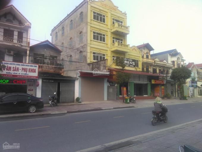 Bán đất 11m mặt tiền đường 477 phố Thống Nhất, Ninh Bình ảnh 0