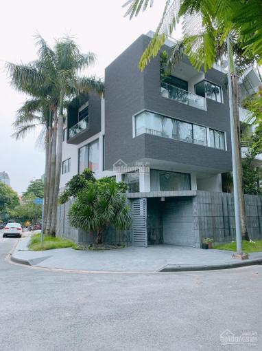 Hạ giá bán gấp trong tuần nhà góc 2 mặt tiền NB Quốc Hương, Thảo Điền DT 7x20m XD 5 tầng giá 23 tỷ ảnh 0