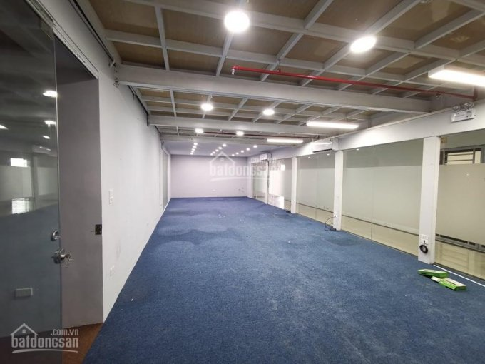 Bán sàn văn phòng 100m2, diện tích sử dụng 160m2 Học Viện Quốc Phòng ngay Nguyễn Văn Huyên KD ảnh 0