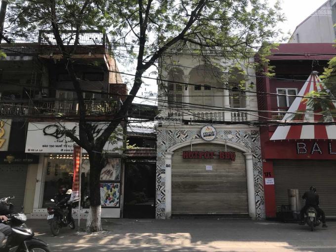 Cho thuê nguyên căn MT: 4,5m DT: 90m2 nhà 4 tầng phố Lê Lợi gần ngã 3 Chu Văn An