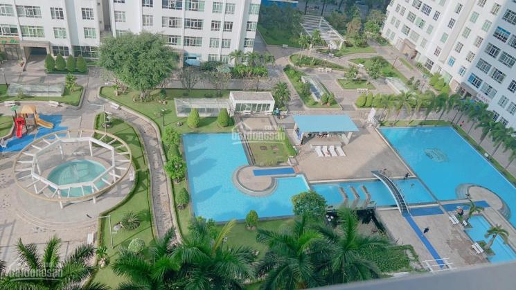 Căn hộ 1 phòng ngủ Central Premium, 48m2, căn góc 2 mặt thoáng, giá 2,3 tỷ, view hồ bơi, tần thấp ảnh 0