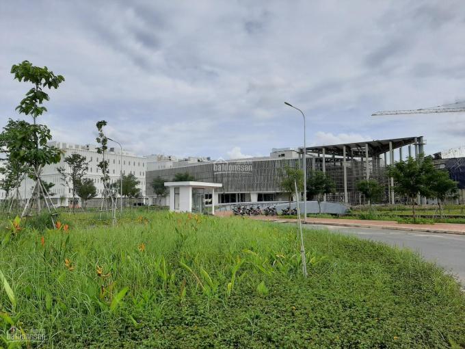 Bán lô góc 2 mặt tiền đường 62m, liền kề trường đại học Quốc Tế Việt Đức ảnh 0