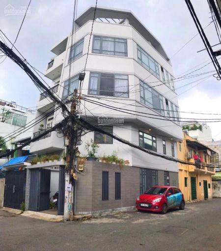 Cần bán nhà góc 2 mặt tiền Trần Hưng Đạo, Q5, DT (4.2 x 20)m 7 lầu HĐT 100tr/th. Chỉ với 35 tỷ ảnh 0
