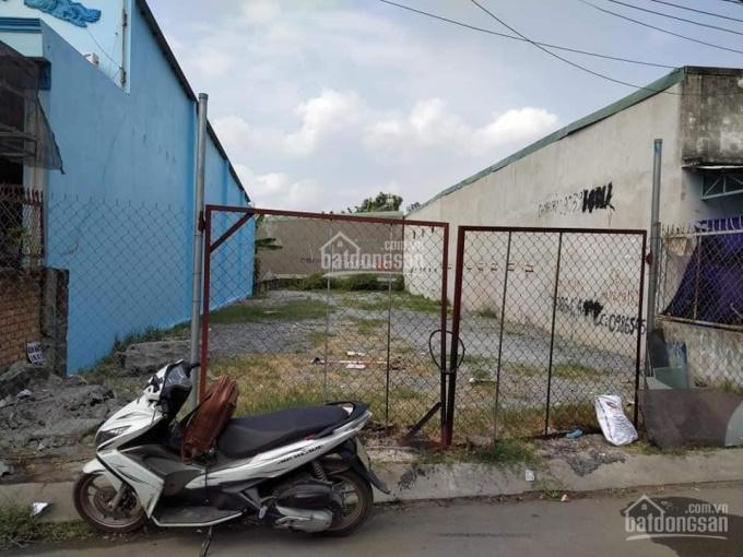 Chính chủ gửi bán đất mặt tiền đường Tân Phước Khánh 46, Tân Uyên. TC 100% SHR - thích hợp đầu tư ảnh 0