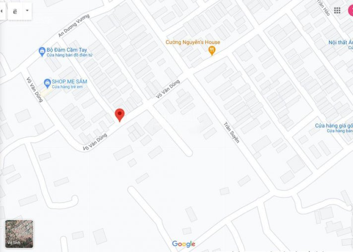 Cần bán gấp đất mặt tiền đường Võ Văn Dũng, Phường 9, Tuy Hòa, Phú Yên ảnh 0