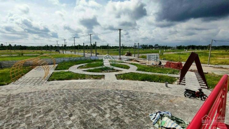 Chỉ 620 triệu sở hữu đất nền sổ đỏ mặt tiền Nam Sông Hậu - Khu đô thị Nam Cần Thơ ảnh 0