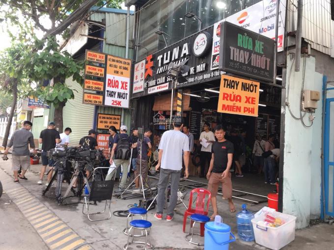 Sang tiệm rửa xe đông khách ngay mặt tiền 40B Linh Đông - Thủ Đức ảnh 0