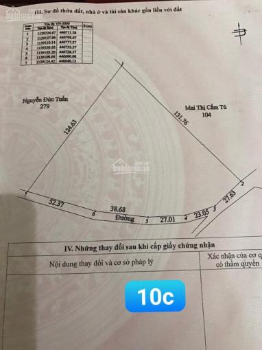 Bán 10 công đất - giá chỉ 1.6tỷ/ công - sổ hồng riêng - đường hiện thị sổ - bao công chứng sang tên ảnh 0