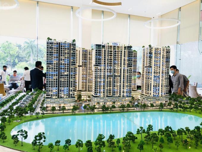 Bán căn hộ LDG Sky làng đại học, 2PN 2WC 75.8m2 2tỷ5 đã VAT, tầng 8. LH 0964514175 ảnh 0