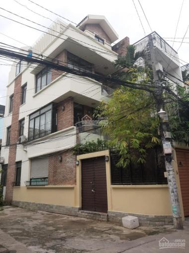 Cho thuê nhà đường Nguyễn Bá Tuyển quận Tân Bình 14x18m 1 trệt 3 lầu ảnh 0