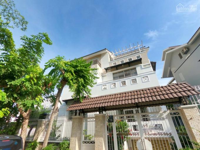 Cho thuê biệt thự đường Đống Đa quận Tân Bình, 10x30m, 1 trệt 2 lầu ảnh 0