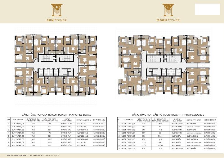 Bán CC Tây Hồ Residence Võ Chí Công, 1606: 94,67m2 & 1802: 86,15m2, giá 40 tr/m2. LH O97l085383 ảnh 0