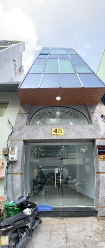 Bán nhà mặt tiền Phó Cơ Điều trung tâm, P12, Quận 5 diện tích: 3.7x19.4m ảnh 0