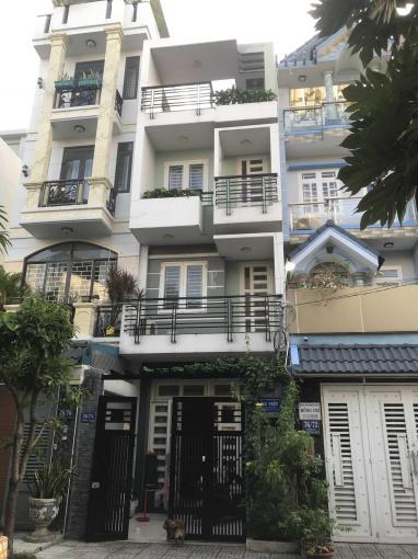 Bán nhà Gò Vấp chính chủ, hẻm 12m, 4x19m, 1 trệt 2 lầu, sân thượng, mái đúc ảnh 0