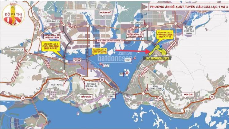 Chuyên hàng chuyển nhượng FLC Tropical City Hà Khánh hàng đợt 1 giá chỉ 24tr/m2, em Bắc 0946435995 ảnh 0