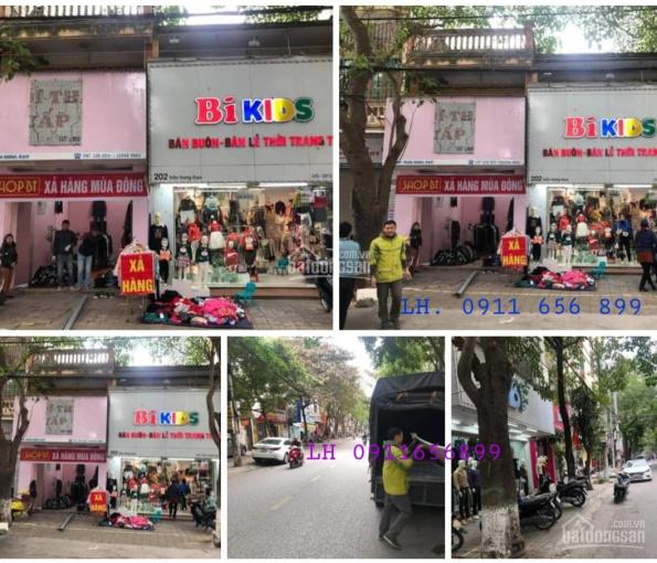 Chính chủ bán nhà nhà mặt phố Trần Hưng Đạo, thành phố Thái Bình. LH: 0965565789 ảnh 0