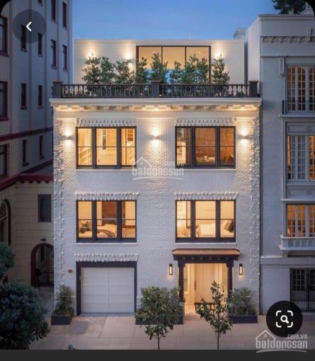 Chính chủ bán nhà La Tinh, 36m2, xây 3 tầng TK phong cách Châu Âu đường ô tô vào nhà ảnh 0