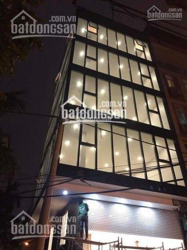Cho thuê tòa nhà phố Tân Mai, diện tích 120m2, 8 tầng, thông sàn, căn hiếm ảnh 0
