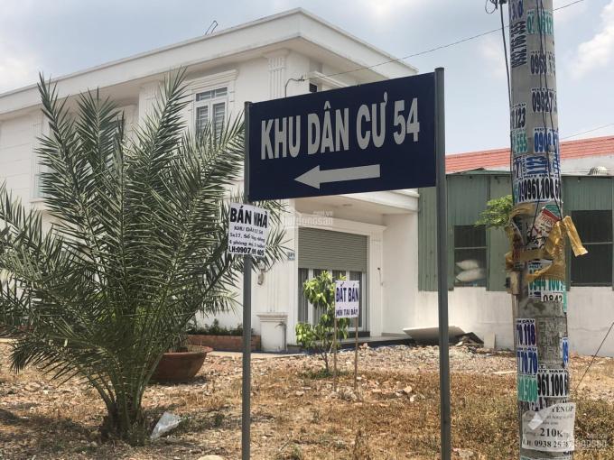 Bán đất thổ cư 100% DT 4371m2 đường Võ Thị Hồi, Hóc Môn giá rẻ nhất khu vực ảnh 0