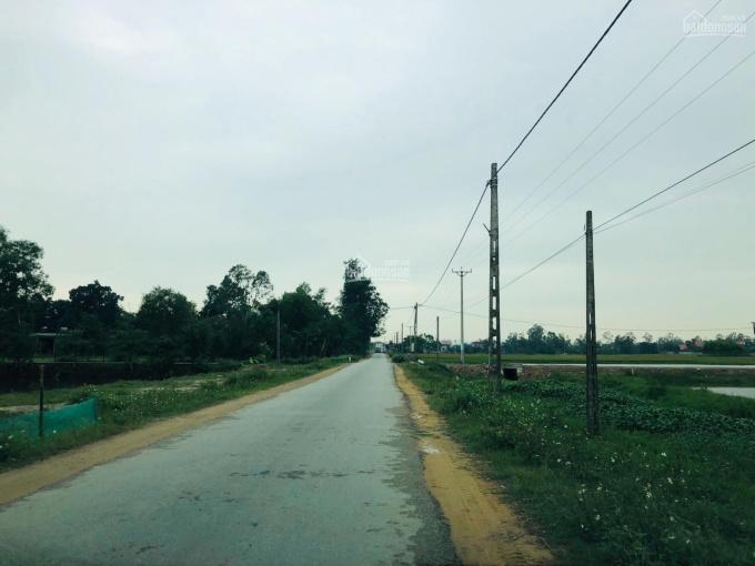Bán nhanh đất đẹp 196m2 mặt đường liên xã 24m Nghi Phong ảnh 0
