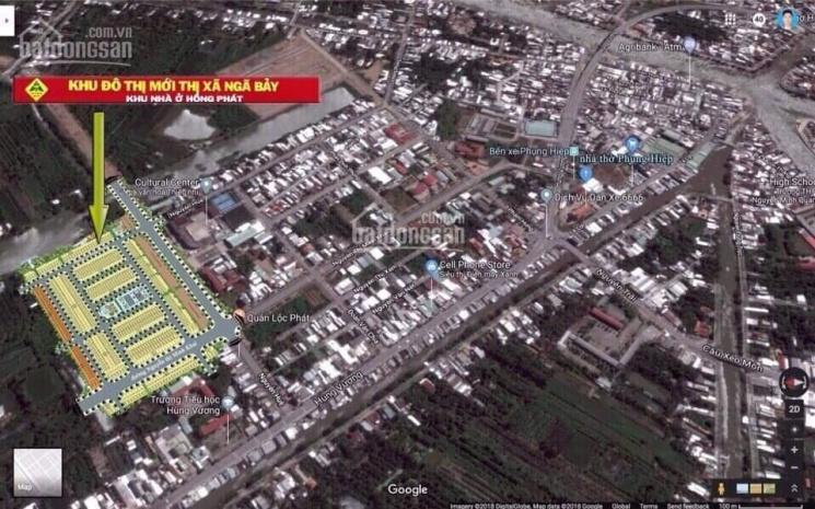 Khu đô thị mới Hồng Phát - Thành phố Ngã 7 - Hậu Giang ảnh 0