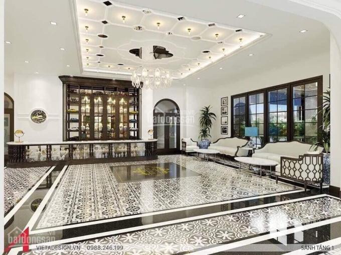 Thanh lý khách sạn Quảng An, Tây Hồ, 700m2, MT 16m, 20 phòng, đang hoạt động hết công suất ảnh 0