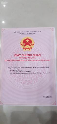 Tôi cần bán lô đất sổ đỏ chính chủ Số 262A, mặt tiền đường Nguyễn Văn Cừ ảnh 0