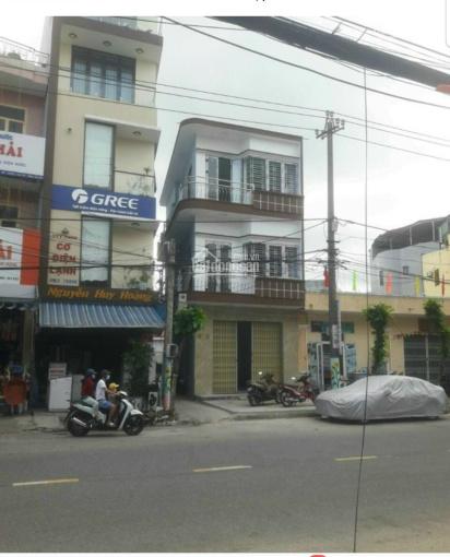 Bán nhà 3 tầng 2 mặt tiền Trần Cao Vân, Đà Nẵng ảnh 0