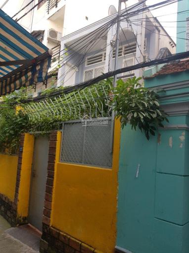 Chính chủ cần bán nhà hẻm 212 Nguyễn Văn Nguyễn, P Tân Định, Q1, khu vực trung tâm, ra bờ kè 50m ảnh 0