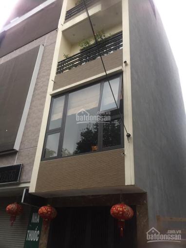 Cho thuê nhà khu đô thị Xa La, DT 75m2, 4,5 tầng, giá 15tr/th, LH 0989604688 ảnh 0